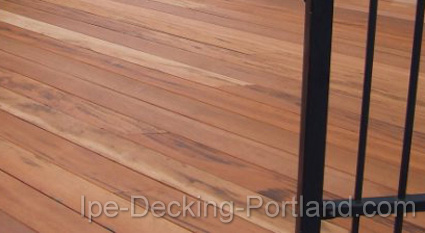 Tigerwood Decking Portland